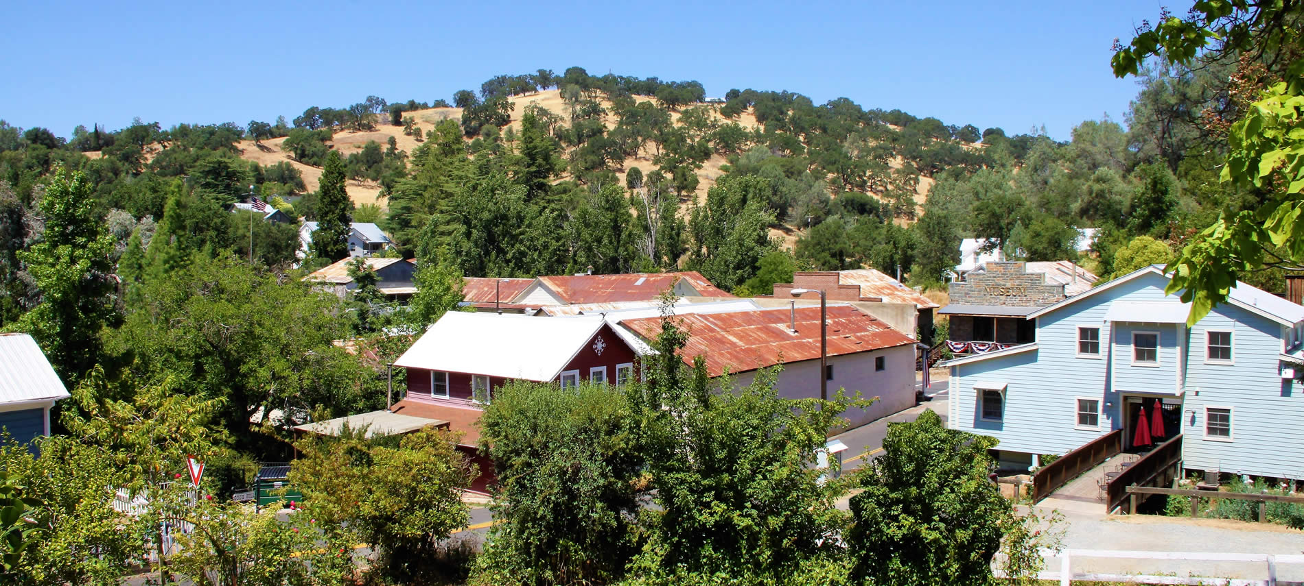 amador city in california gold country