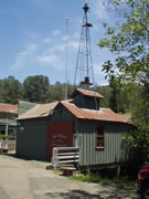 historic site in amador city